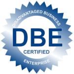 DBE Certification logo